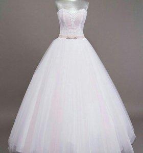Срочно продается свадебное платье!