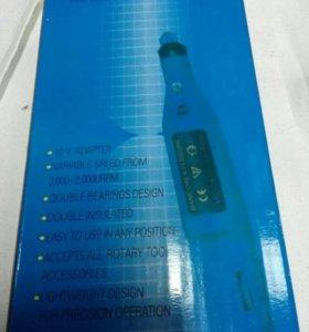 Мини фрезер ручка для маникюра 10 W(доставка)