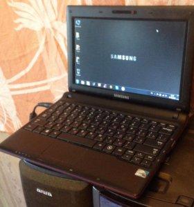 Нетбук Samsung 2ядра/2Гб/250Гб в хорошем состоянии