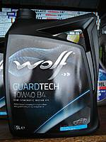 Масло моторное WOLF GUARDTECH 10W40 B4 4L
