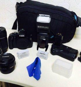 Фотоаппарат Canon 600