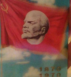 Календарики советских годов