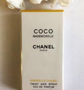 Духи ручки Chanel Coco Mademoiselle 20 ml стойкие