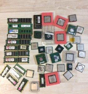 Процессоры АМД и Интел