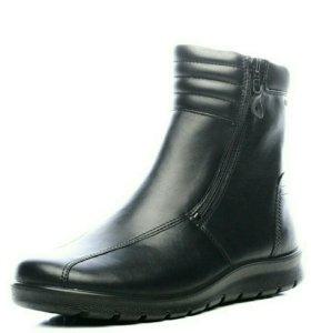 Новые демисезонные ботинки ECCO, р.38
