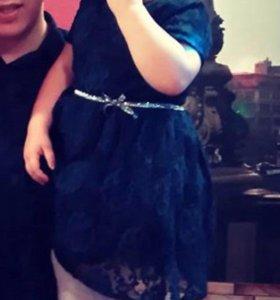 Нарядное платье для принцессы .