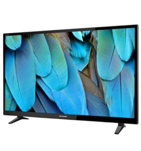 Новый телевизор Sharp 100Гц 32 дюйма