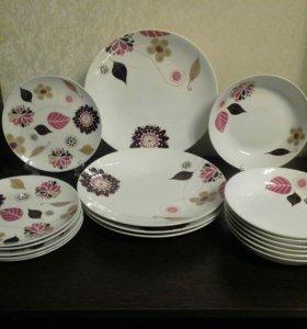 Новый набор посуды Фантазии природы