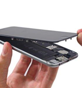 IPhone 6S. Замена дисплея(экрана). Ремонт Айфон.