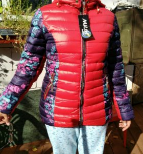 Куртка женская демисезонная 46