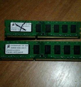 Оперативная память 2 шт.