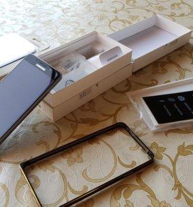 Samsung Galaxy A7 (2016) Black новый