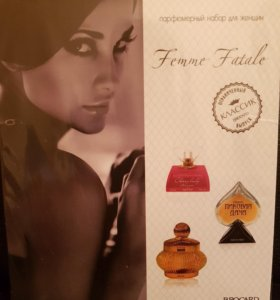Femme Fatale by Brocard