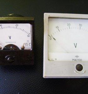 Приборные головки измерительные