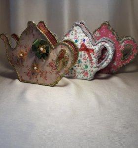 Чайники ручной работы