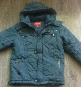 Зимняя детская куртка КИКО размер 148