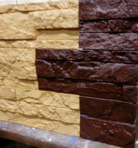 Фассдный декоративный камень