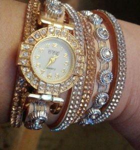 Новые часы браслет