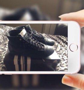 Adidas ботинки  35/36