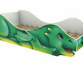 Кровать дракон