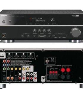Продам AV ресивер Yamaha RX-V367