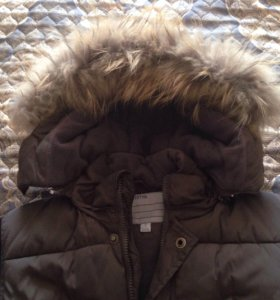 Куртка зимняя, 140-146