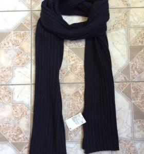 Новый мужской шарф hm