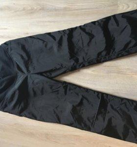Тёплые брюки для беременных 46р