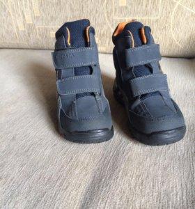 Ботинки детские Ricosta р. 28 - зимние.