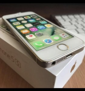 Apple IPhone 5s gold LTE 16gb