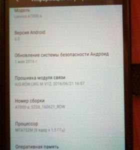 Смартфон Lenovo A7000-a