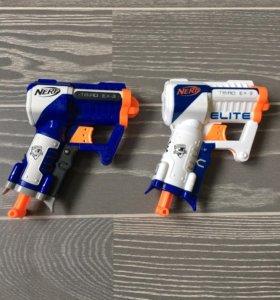 Пистолет NERF triad