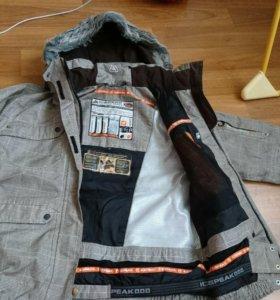 Куртка ICEPEAK, горнолыжка зима