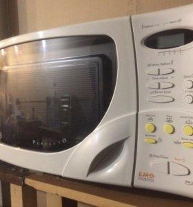 Микроволновая печь Delonghi