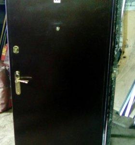 Ремонт мет дверей