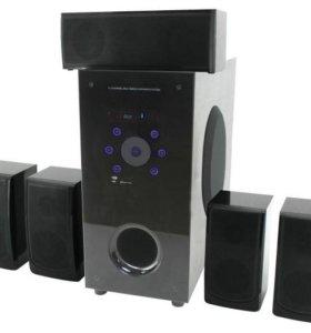 Компьютерная акустика VR HT-D850V (5.1, 250Вт)