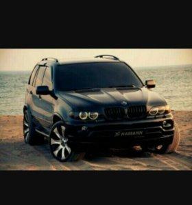 Машина на прокат BMW
