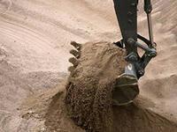 Песок щебень отсев.
