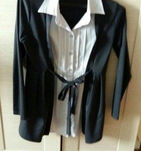 Блузки для будущих мамочек