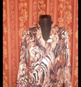 Кофта тигровая