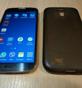 Смартфон Samsung GT-I9500 (galaxy S4)