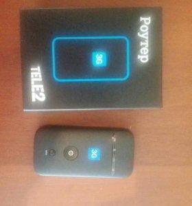 3G роутер Теле2