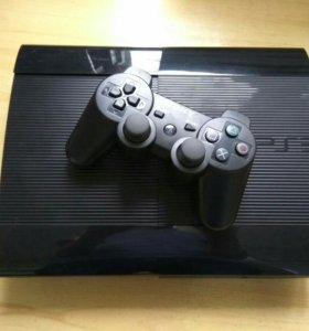 PlayStation 3 500гб 27 игр