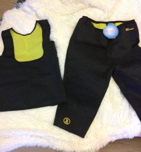 HOT SHAPERS (шорты,майка,новые)