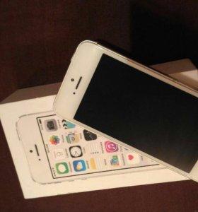Продаю Айфон 5s на 16гб