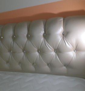 Кровать веда4 160х200 с матрасом