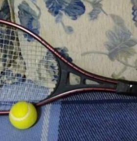 Теннисная Ракетка Для Большого Тенниса Новая