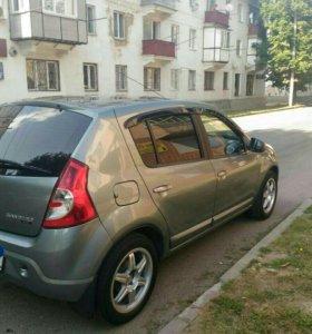 Renault sondero 2010