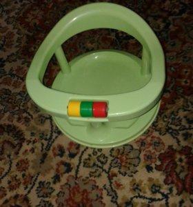 Стульчик для купания + горка для купания