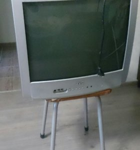 Телевизор jvs av2116ee